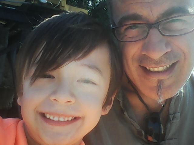 20160925 Selfie with Juha (Gianluca 2).JPG