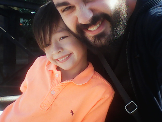 20160925 Selfie with Juha (Simone 1).JPG
