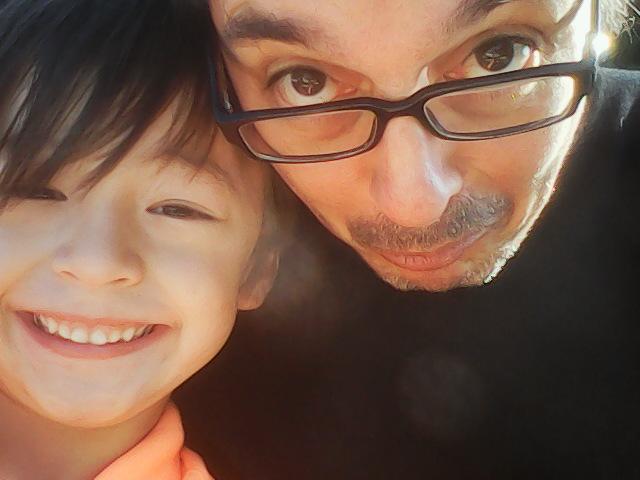 20160925 Selfie with Juha (Stefano).JPG